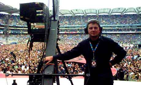 u2 Vertigo Tour Jimmy Jib